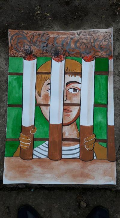 Спечелен конкурс за детска рисунка  - Изображение 1
